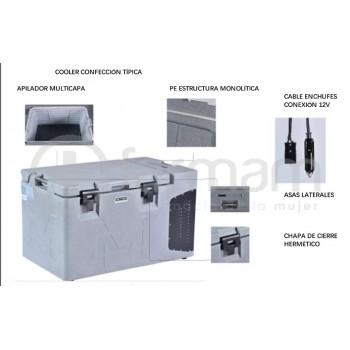 Refrigerador Clínico/Transporte de vacunas /Nevera móvil MDF-25H80LC