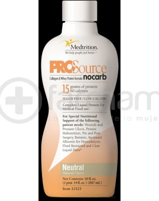 Prosource No Carb 30 oz