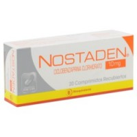 Nostaden Comprimidos 10 mg 20