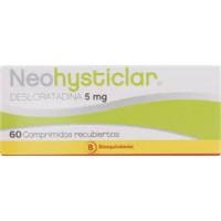 Neohysticlar Comprimidos Recubiertos 5mg X 60