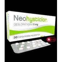Neohysticlar Comprimidos Recubiertos 5mg X 30