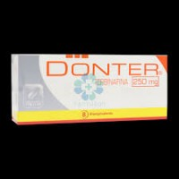 Donter Comprimidos 250mg. 30