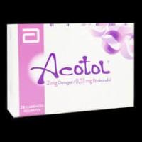 Acotol Comprimidos Recubiertos .28