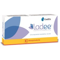 Ladee Comprimidos Recubiertos.28
