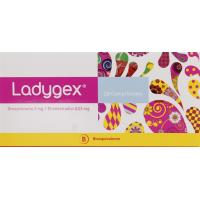 Ladygex Comprimidos. 28