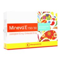 Mineva E 150/30 21+7 Comp. Rec. (Myl) Be