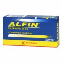 Alfin Comprimidos 50 mg 5