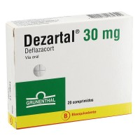 Dezartal Comprimidos 30 mg 20