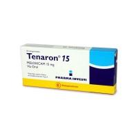 Tenaron Comprimidos 15,0 mg 10