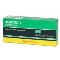 Dagotil Comprimidos 1 mg 30