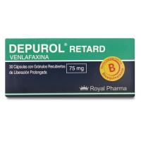 Depurol Retard Capsulas 75 mg 30