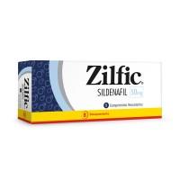 Zilfic Comprimidos Recubiertos 50 mg 5