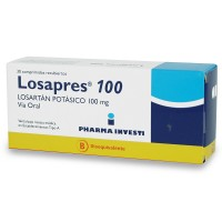 Losapres Comprimidos Recubiertos 100 mg 30 (Ex 28)