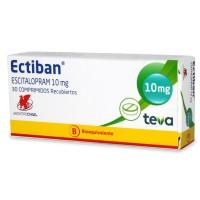 Ectiban Comprimidos 10mg X 30