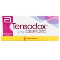 Tensodox Comprimidos Recubiertos 5 mg 20