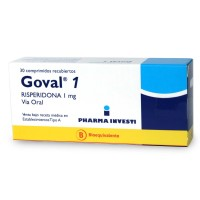 Goval Comprimidos Recubiertos 1 Miligramo 30