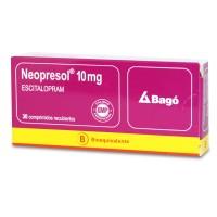 Neopresol Comprimidos Recubiertos 10 mg 30