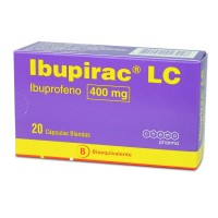 Ibupirac Lc Capsulas Blandas 400 mg X20