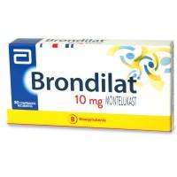 Brondilat Comprimidos Recubiertos 10mg 30