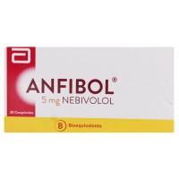 Anfibol 5mg. Comprimidos 30