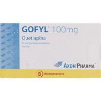 Gofyl Comprimidos Recubiertos 100mg. 30