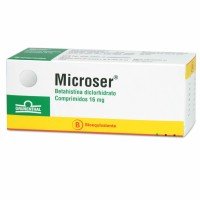 Microser Comprimidos 16mg. 30