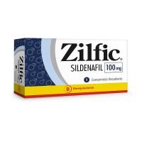 Zilfic Comprimidos Recubiertos 100 mg. 1