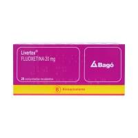 Livertox Comprimidos Recubiertos 20mg.20