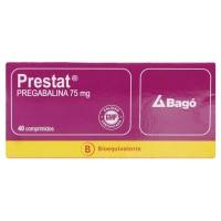 Prestat Comprimidos 75mg.40