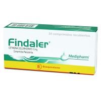 Findaler Comprimidos 10 mg 30