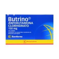 Butrino Comprimidos Recubiertos De Liberacion Prolongada 150 mg. 30