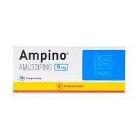 Ampino Comprimidos 5mg.30