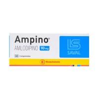 Ampino Comprimidos 10mg.30