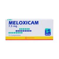 Meloxicam Bioequivalente Comprimidos 7,5mg.15
