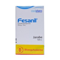 Fesanil Jarabe 30 mg/5ml.120ml