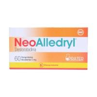 Neo Alledryl Comprimidos Recubiertos 5mg.60