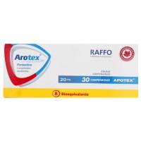 Arotex Comprimidos 20mg.30