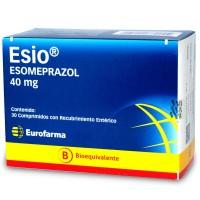 Esio Comprimidos Con Recubierto Enterico 40mg.30