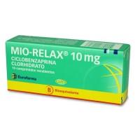Mio Realax Comprimidos Recubiertos 10mg.10