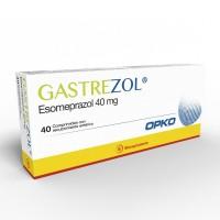 Gastrezol Comprimidos Con Recubierto Enterico 40mg.40