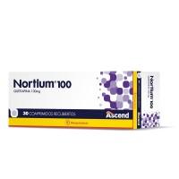 Nortium 100 Comprimidos Recubiertos 100mg.30