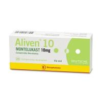 Aliven 10 Comprimidos Masticables 10mg.28