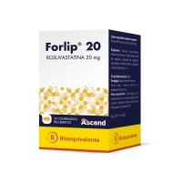 Forlip Comprimidos Recubiertos 20mg.30