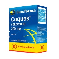 Coques Capsulas 200mg.10