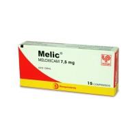Melic Comprimidos 7,5 mg 15
