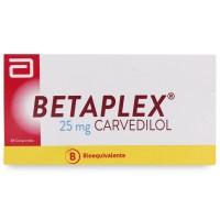 Betaplex Comprimidos 25,00 mg 30
