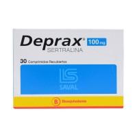 Deprax Comprimido 100mg.30