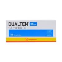 Dualten Comprimidos 25,0 mg 30
